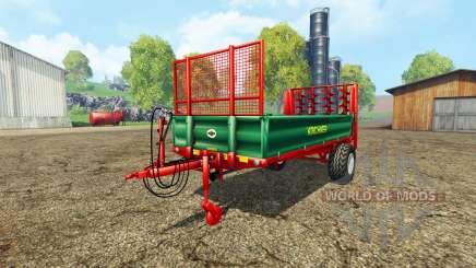 Kirchner T3060 para Farming Simulator 2015