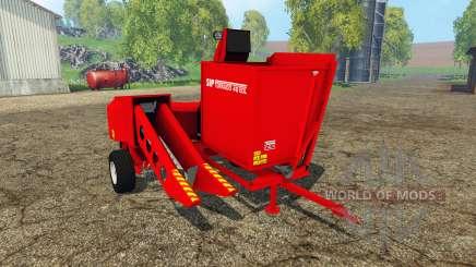 SIP Tornado 40 EOL v3.0 para Farming Simulator 2015