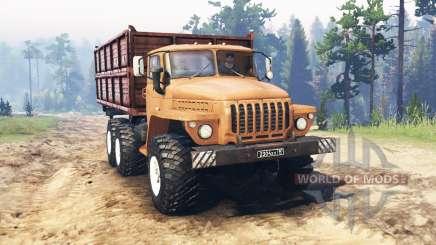 Ural 5557 para Spin Tires