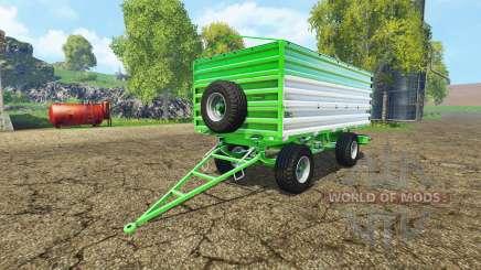 Mega Metal 14T para Farming Simulator 2015