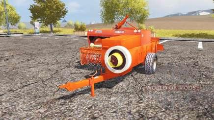 Sipma Z224-1 v2.1 para Farming Simulator 2013