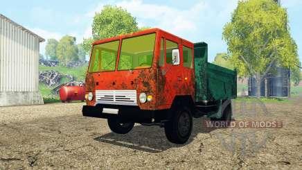 KAZ 608 v2.0 para Farming Simulator 2015