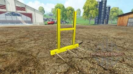 Bale fork para Farming Simulator 2015