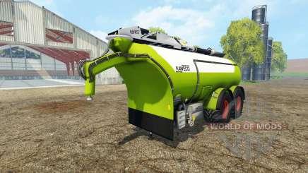 Kaweco Zwanenhals v1.1 para Farming Simulator 2015