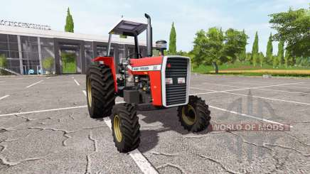 Massey Ferguson 265 v1.1 para Farming Simulator 2017