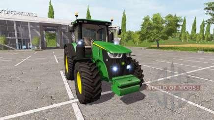 John Deere 7290R v2.0 para Farming Simulator 2017