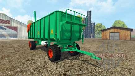 Aguas-Tenias GAT20 para Farming Simulator 2015