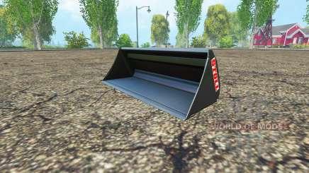 Stoll universal bucket para Farming Simulator 2015