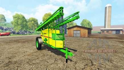Dammann Profi-Class 5036 para Farming Simulator 2015