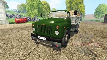 GAZ 53 para Farming Simulator 2015