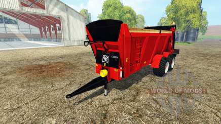 Gilibert Herax 20 v2.1 para Farming Simulator 2015