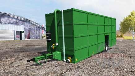 Krassort manure container v1.1 para Farming Simulator 2013