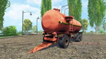 MZHT 16 para Farming Simulator 2015