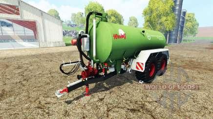 Wienhoff VTW 20200 v2.0 para Farming Simulator 2015