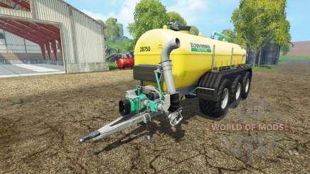 Zunhammer SK 28750 v1.1 para Farming Simulator 2015