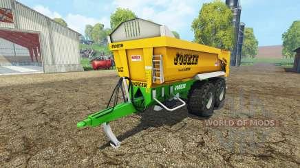 JOSKIN Trans-KTP 22-50 v2.1 para Farming Simulator 2015