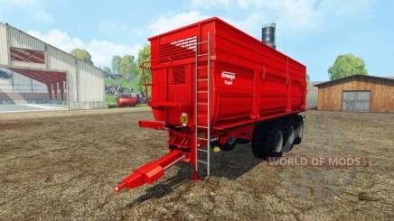Krampe BBS 900 v2.0 para Farming Simulator 2015