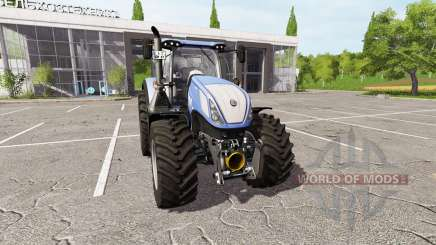 New Holland T7.315 v2.1 para Farming Simulator 2017