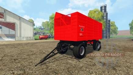Massey Ferguson HW 80 para Farming Simulator 2015