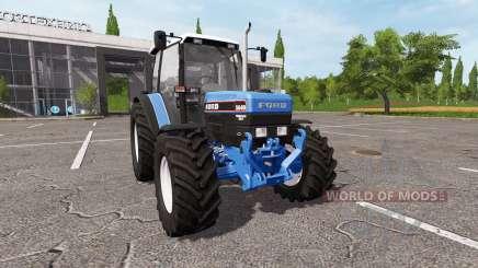 Ford 5640 para Farming Simulator 2017