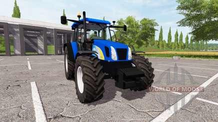 New Holland TL100A v1.1 para Farming Simulator 2017