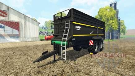 Krampe Bandit 750 v2.0 para Farming Simulator 2015