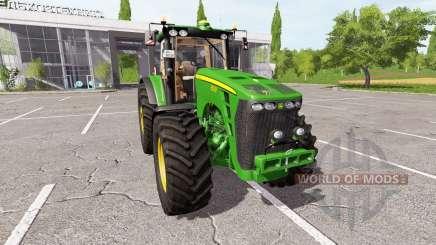 John Deere 8530 v3.0 para Farming Simulator 2017