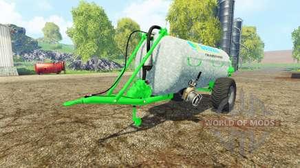 Bauer VB50 para Farming Simulator 2015