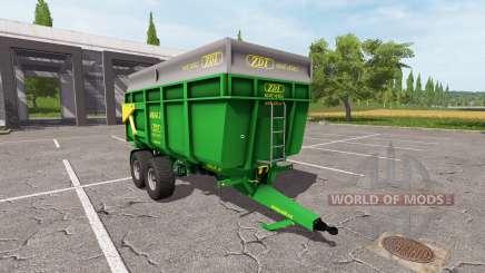ZDT Mega 20 para Farming Simulator 2017