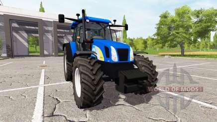 New Holland T5050 para Farming Simulator 2017