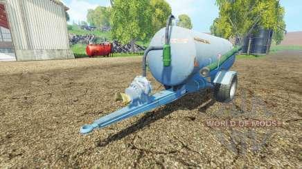 Pomot Chojna T507-6 para Farming Simulator 2015