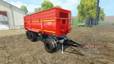 Krampe DA 34 v2.0 para Farming Simulator 2015