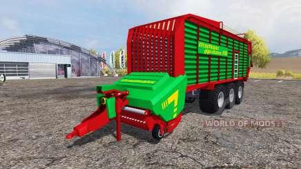 Strautmann Giga-Trailer II DO v2.0 para Farming Simulator 2013