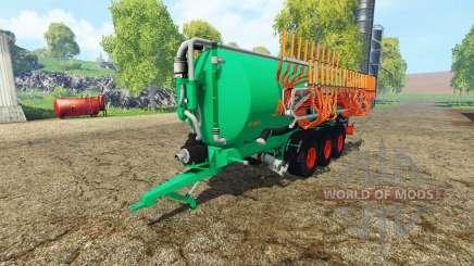 Aguas-Tenias CAT24 v1.1 para Farming Simulator 2015