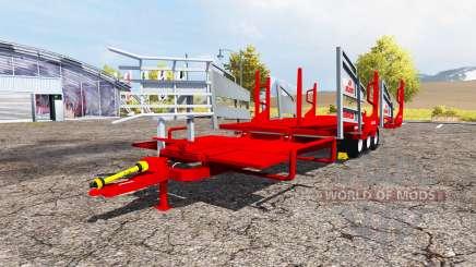 Baleco BaleStack para Farming Simulator 2013