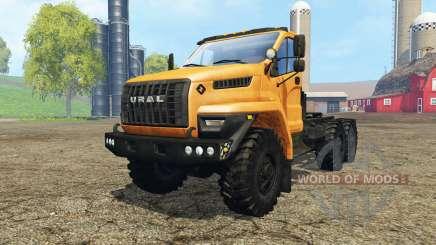 Ural 44202-5311-74 Siguiente para Farming Simulator 2015