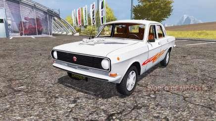 GAZ 24-10 Volga v2.0 para Farming Simulator 2013