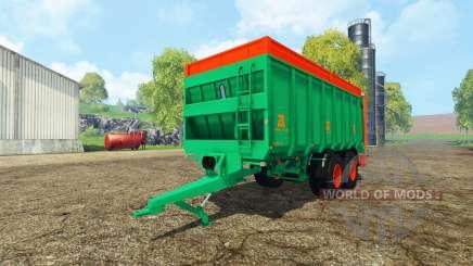 Aguas-Tenias ESP-TAT16 para Farming Simulator 2015