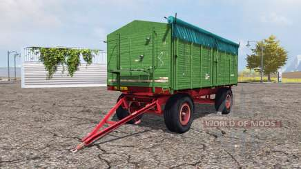 Hobein ZDK 18-60 v1.2 para Farming Simulator 2013