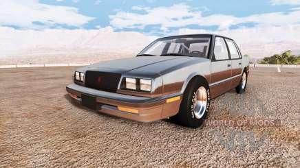 Bruckell LeGran drag custom v0.6.6 para BeamNG Drive