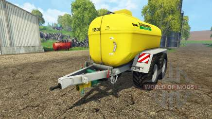 Zunhammer K 15.5 PU para Farming Simulator 2015