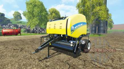 New Holland Roll-Belt 150 v1.02 para Farming Simulator 2015
