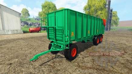 Aguas-Tenias GRAT28 para Farming Simulator 2015