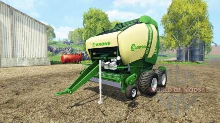 Krone Comprima V180 XC para Farming Simulator 2015
