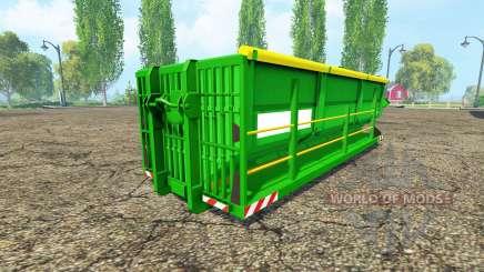 Uberlade Container para Farming Simulator 2015