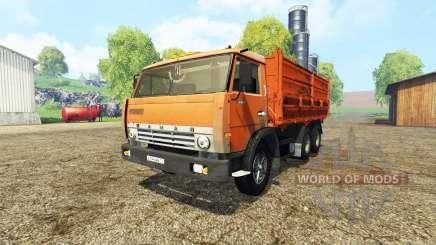 KamAZ 55102 pack para Farming Simulator 2015