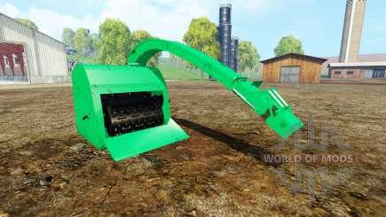 Tree chopper v0.9 para Farming Simulator 2015