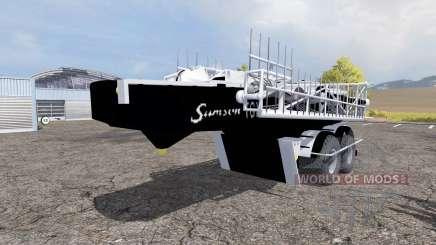 Samson TGX para Farming Simulator 2013