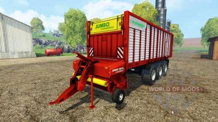 POTTINGER Jumbo 10010 v2.0 para Farming Simulator 2015