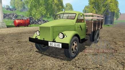 GAZ 51 para Farming Simulator 2015